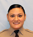 Detention Officer Maria Padilla