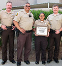 Detention Officer Lucia Gracia