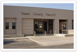 YCSO Main Office