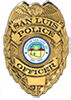 San Luis PD badge