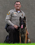 Deputy William Rice & K-9 Jax
